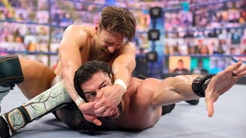 WWE 20210501 SmackDown 第1132期 中文字幕