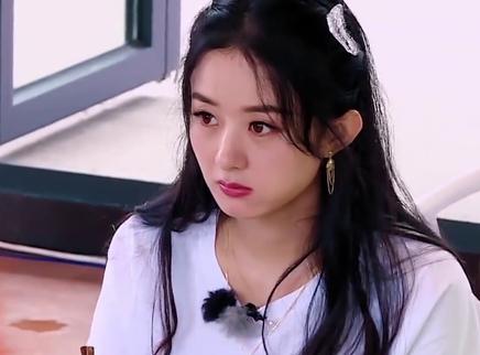 第10期:赵丽颖吃辣酱停不下来