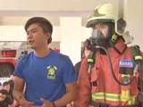 娱乐百分百之GTM采访消防队遭冷对 教练出难题考验新队员
