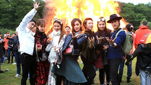 第13期:花样团丹麦仲夏节玩篝火