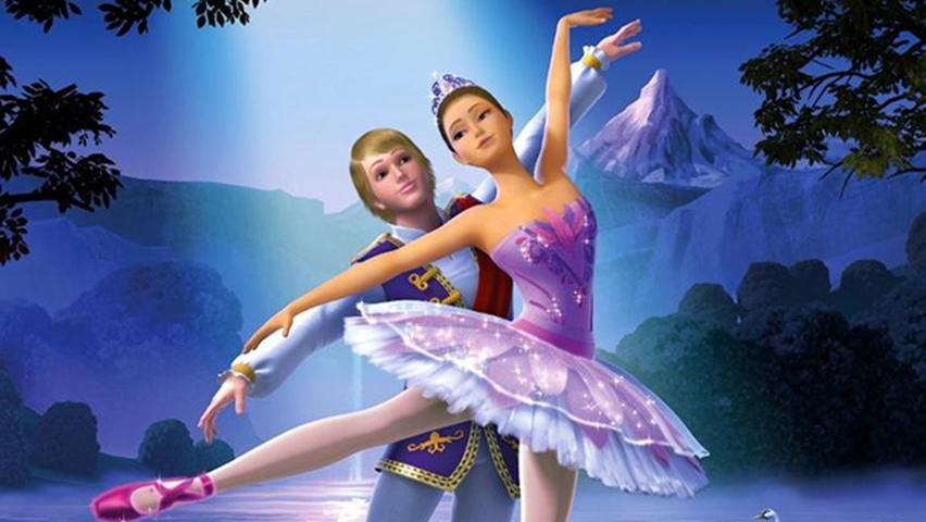 芭比公主之钻石城堡之美人鱼芭比之真假公主芭比娃娃的舞会芭比娃娃