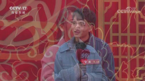 《乡约》 20200812 文成才女书写诗样年华