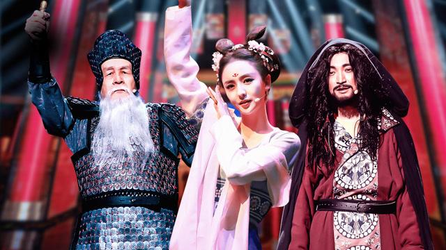 第6期:佟丽娅穿古装跳舞似仙女