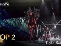 维密大秀最经典Live排行:这些歌曲点击超10亿