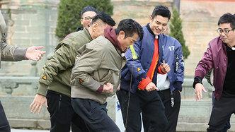 第6期:郭富城鼻子被夹惨叫不止 现场发怒要罢录?