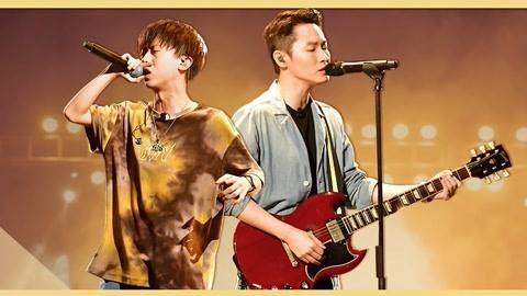 神仙Live榜:第11周TOP1 梁博&新秀《表态》