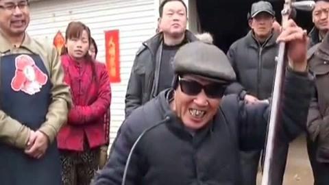 河南坠子 郭永章 马踏洛阳城 高爱香 第二部 井照鑫 第七段