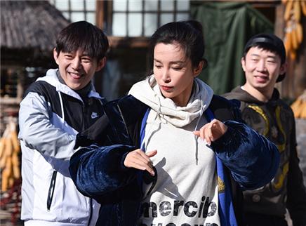 第10期:李冰冰何炅乡村尬舞