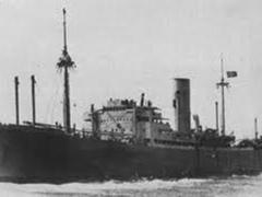 让美国参战的幽灵海盗,埃及客船突遭袭击
