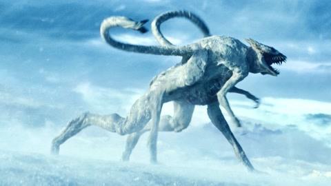 外星人繁殖大量寄生怪物