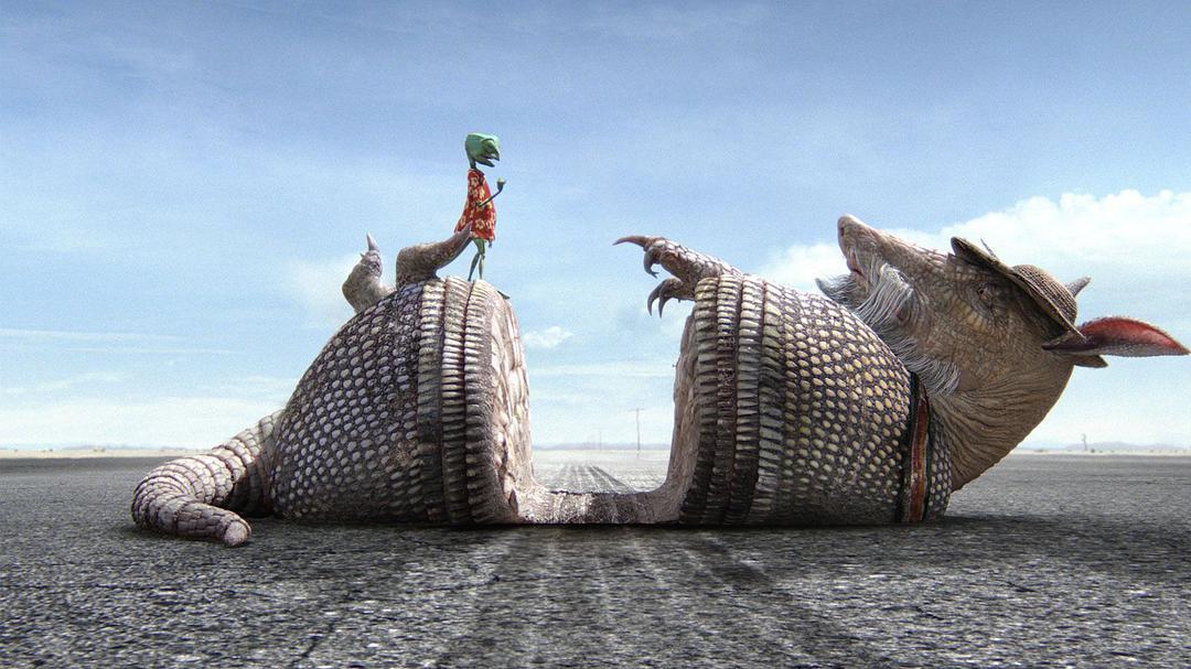 兰戈里面的动物图片