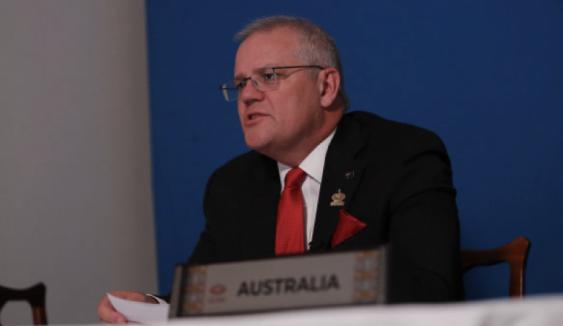 中國為俄羅斯投下反對票後,俄媒為中國怒斥瞭澳大利亞
