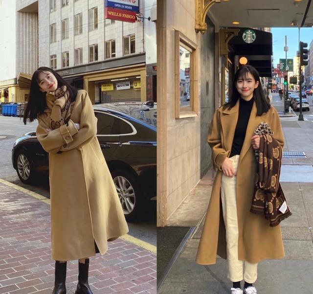 冬季大衣別亂穿,這些色系和搭法時髦又耐看,一衣多穿好實用