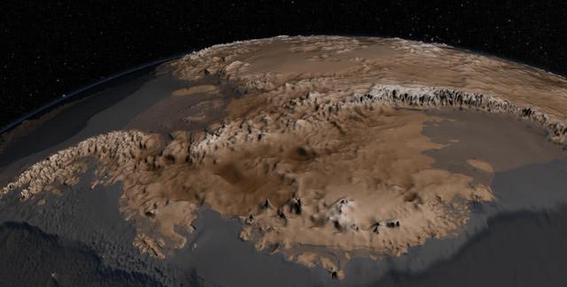 探测器传回火星表面照片,发现神秘建筑,科学家不敢相信这是真的