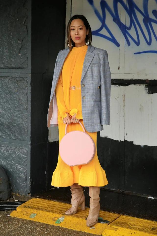 黃皮女生選衣服時一定要註意,這些顏色千萬不要穿