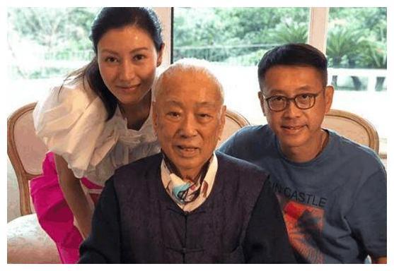 富三代許晉亨:賭王前女婿,唯獨偏愛女明星,上億資產隻能分期