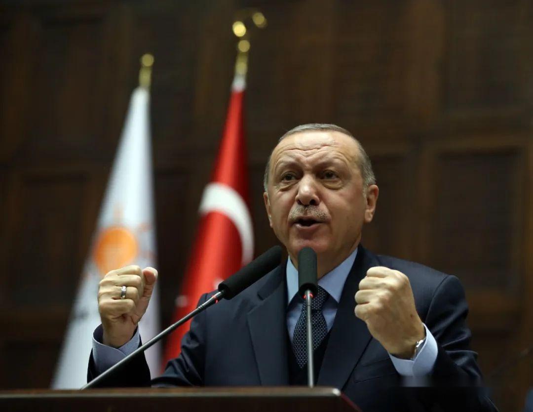 土耳其宣佈出兵,2萬大軍準備奔赴邊境,警告俄羅斯不許插手