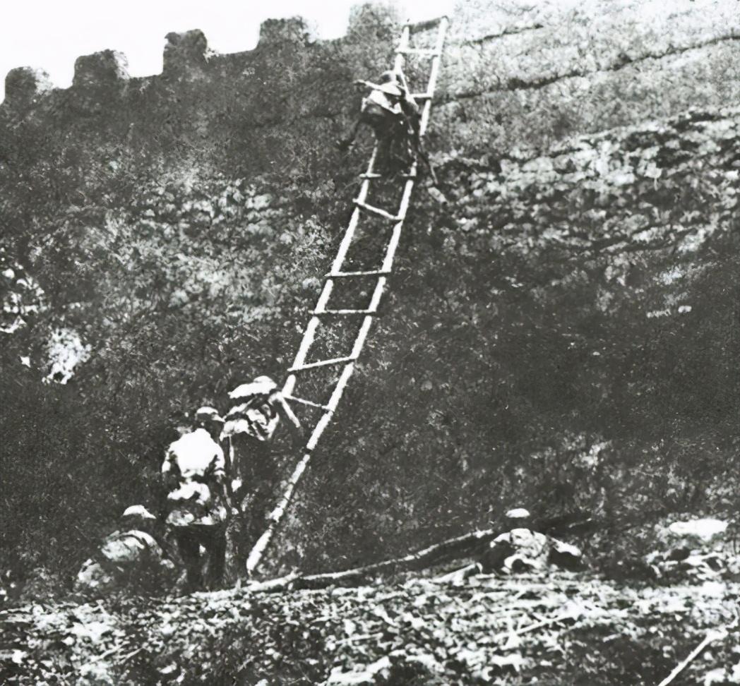 1944敵後戰場日軍有多慘?旅團長隻能調動1個中隊,坐看偽軍被殲