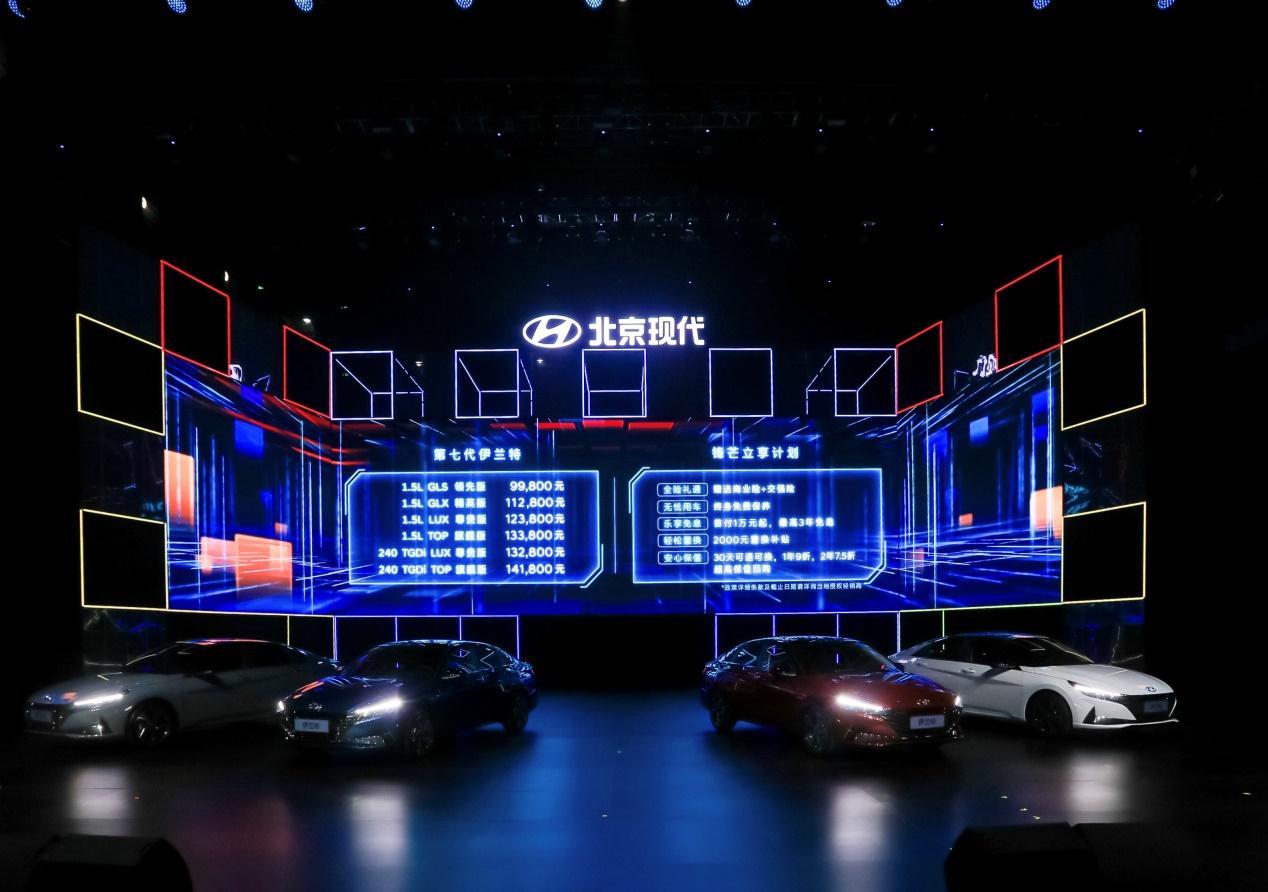 上市不到兩個月,竟成為韓系最暢銷車型,第七代伊蘭特到底憑啥?