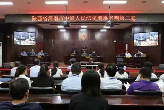 赵正永外甥行贿企业高管:纸