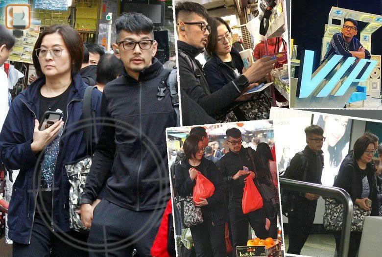 """变态奇迹私服大全TVB五十亿""""驸马爷"""":乘公交车买平价货,与妻共饮一杯奶茶"""