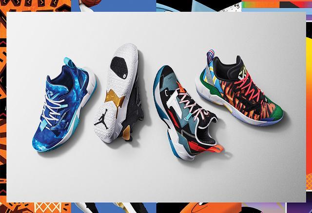 威少最新戰靴正式發佈!這能叫花裡胡哨配色嗎?