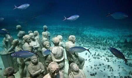 奇迹私服一条龙海底人到底是美人鱼,还是海底的使者?