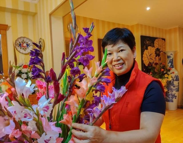 東京奧運會時倪夏蓮58歲 五戰奧運贊助不斷她何以贏得各方尊重