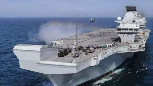 """派出航母戰鬥群""""索賠"""",英國喊話:中國必須賠付疫情期間損失"""