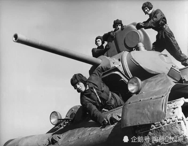 dnf私服官网免费下载二战苏联坦克怪现象:较弱的T - 34/76盛产王牌,最强IS - 2少得可怜