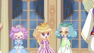 小花仙被邀请跳舞 王子设定使安安苦恼