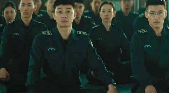 《青年警察》日版片段