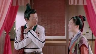 杨戬小娥喜提浪漫温馨大床房?就是要耍二郎真君的流氓!