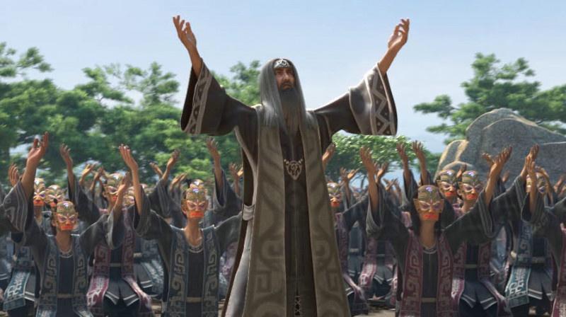 画江湖首部电影《风语咒》崛起版预告