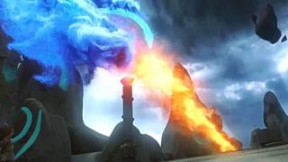 水与火的对抗