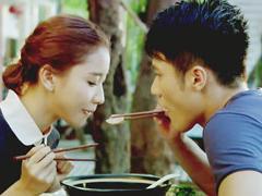 爱的创可贴精彩片段:张睿家陈彦妃虐心浪漫约会