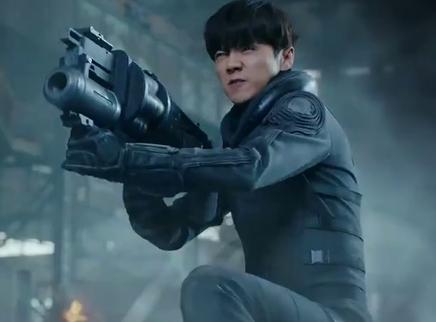 """《上海堡垒》曝""""战争特辑""""国产科幻电影新类型,四场大战抵御外星文明"""