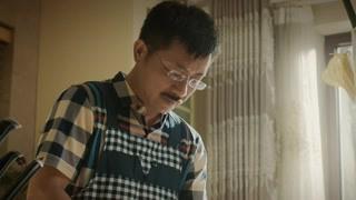 恐怖浴室:崔淼超夸张妆发 化烟熏妆被发现秘密
