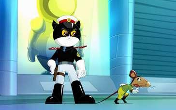 《黑猫警长》大电影推广曲MV Timez诠释超级英雄