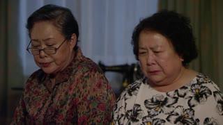 《平凡岁月》姑奶奶要走 宝妈哭得像泪人