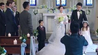 白考儿与耿墨池的婚礼完成 祁树礼真的让人心疼