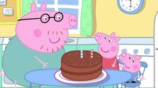 给妈妈准备的生日蛋糕 过个生日有必要这么麻烦吗
