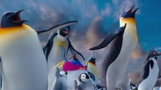 企鹅的舞蹈 特效满分啊