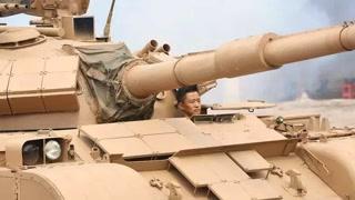 《战狼2》版坦克大战