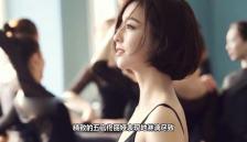 生图美人佟丽娅,一袭白裙美的太迷人,后面服务员都看呆了