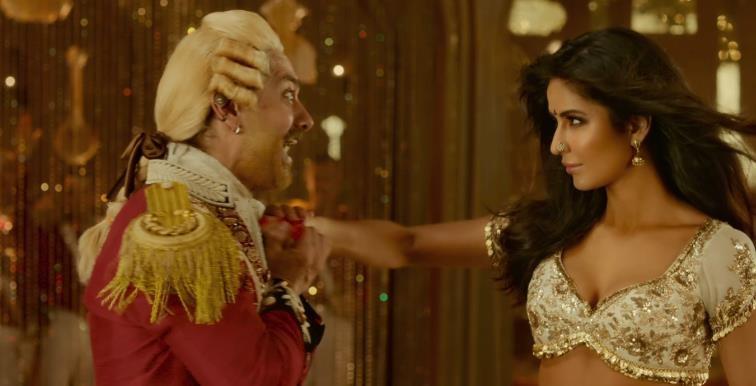 《印度暴徒》苏莱雅跳舞片段
