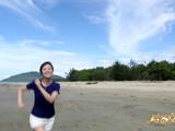 后备空姐泳装集结超唯美田径海滩