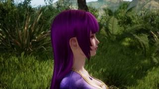 紫芸找到风雪神镜 紫芸的风雪之力好厉害