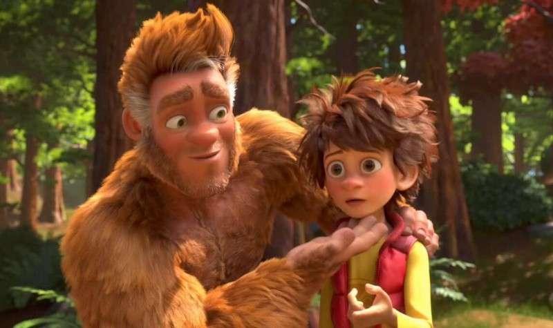 《我的爸爸是森林之王》终极预告片