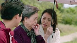 《双城故事》天明帮助乔西完成了爸爸的愿望 毕竟那也是亲儿子